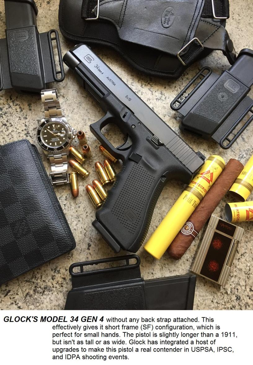 Could This Be the Best Glock Ever? – tygus.shooting